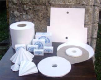 Sączki Bibuły Papiery przemysłowe