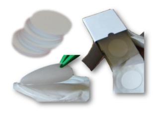 Filtry z mikrowłókna szklanego
